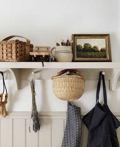 Larder, Home Room Design, Cozy House, Mudroom, Crib, Entrance, Nest, Sweet Home, Entryway