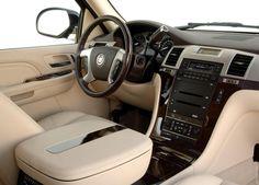 2007 Cadillac Escalade European Version
