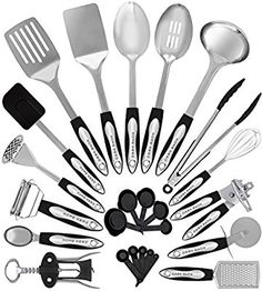 85 best punched products images on pinterest punch amazon deals Flag Pole Streamers amazon stainless steel kitchen utensil set 25 cooking utensils nonstick kitchen utensils cookware set with spatula best kitchen gadgets kitchen