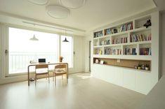 거실 디자인 검색: -내추럴 북카페 인테리어- 당신의 집에 가장 적합한 스타일을 찾아 보세요
