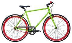 Fixie 700C Extreme 54cm Firmstrong - green