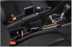 Car Seat Caddy: Reclaim The Lost Gold That Has Fallen Into The Cracks In Your…