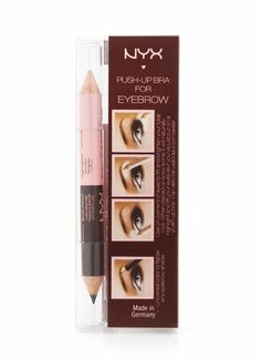 nyx eyebrow pencil - Taking this, matches and blends well, cheap, works great.