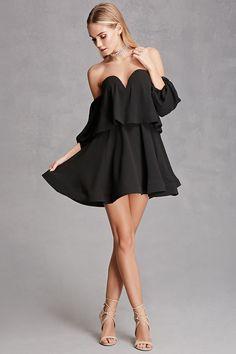Selfie Leslie Sweetheart Dress | Forever 21 - 2000209950