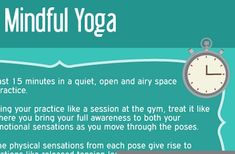 15 Minutes to a More Mindful—Less Stressful—Life. {Infographic}