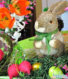 World Market Easter Table Decoration