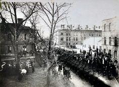 Szkoła Podchorążych Rezerwy Piechoty, Zambrów - 1934 rok, stare zdjęcia
