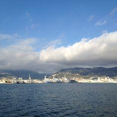 Bay - Mont Faron, Toulon