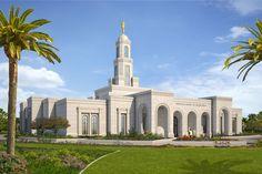 Anuncian la inauguración-dedicación del templo mormón de Trujillo, Perú ... prontito esto si q sera una gran bendicionn :3