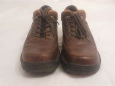 Timberland Hiking Trail Boot Brown Leather Men 14M