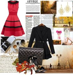 """""""Fall Wedding"""" by fashion-bugg on Polyvore"""