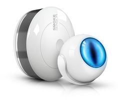 Fibaro Motion Sensor: Detects motion, monitors temperature & light levels, and monitors vibrations with an accelerometer.