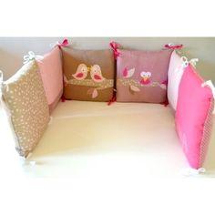 tour de lit bébé oiseau Tuto 1 an : cape de pluie ( à réaliser avec bottines assorties  tour de lit bébé oiseau