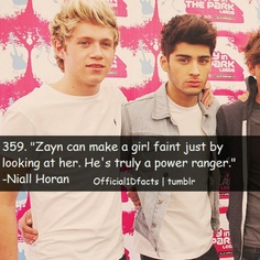 You are to niall