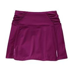 Running skirt.  Love, but not paying $54 for it unless it can take another minute off my 5K time.