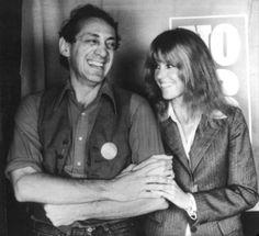 Harvey Milk and Jane Fonda