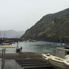 @themerrymoore Rainy day in Cinque Terre. #TheMerryMoore #CinqueTerre #Italy