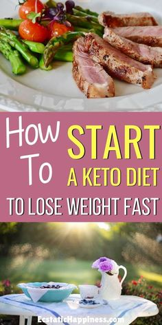 How to start a keto diet to lose weight. Keto diet guide, how to start ketogenic diet, keto diet for beginners, keto diet for beginners tips, keto diet for beginners macros, keto diet rules, what is the keto diet.