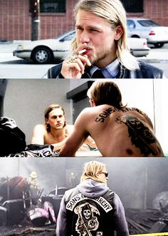 Sons Of Anarchy - Charlie Hunnam Sons Of Anarchy Motorcycles, Sons Of Anarchy Samcro, Charlie Hunnam Soa, Marshall, Jax Teller, Hommes Sexy, Gorgeous Men, Beautiful People, Sexy Men