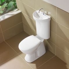 Attrayant Water Saving Sink And Toilet Small Living, Living Spaces, Toilet With Sink,  Sink