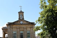 Chipping Norton's town hall