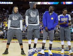 Warriors' Draymond Green trying to find 'rhythm' with Kevin Durant