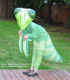 Praying Mantis Halloween Costume