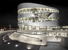 Mercedes-Benz Museum, UN Studio, Stuttgart, Germany