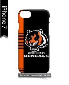 Cincinnati Bengals Line 2 iPhone 7 Case Cover Wrap Around