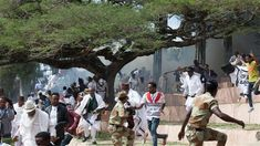 61 People Die In Violence In Ethiopia's Oromiya Region