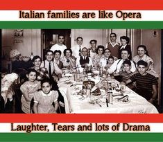 I don't know alot of my Italian or native American side of the family