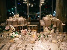 The Color That's Taking Over the Internet (and Wedding Décor)   Photo by: Lisa Rigby Photography   TheKnot.com