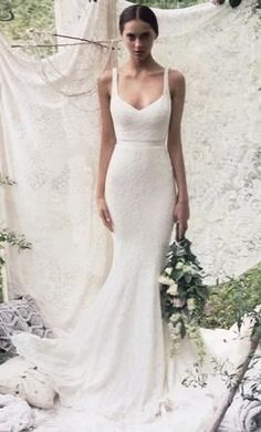 Nicole Miller Janey / IN10000 10: buy this dress for a fraction of the salon price on PreOwnedWeddingDresses.com #weddingdress