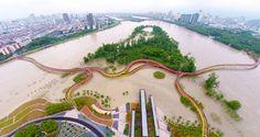04–yanweizhou-flood «  Landscape Architecture Works | Landezine