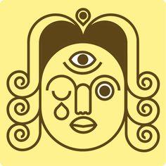 Sergi Delgado #threefivefifty #09 #sticker #3550 #design #ilustration #yellow #brown #street #art #barcelona #popstar #ra Mario, Street Art, Barcelona, Sticker, Yellow, Brown, Poster, Fictional Characters, Design