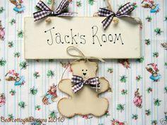 Personalised Newborn Baby Boy Girl Christening Nursery Door Sign Gift Sign Baby Boy Newborn, Baby Kids, Personalised Childrens Gifts, Playroom Signs, Bedroom Door Signs, Wooden Bedroom, Girl Christening, Handmade Wooden, Nursery