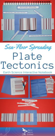 Plate Tectonics Plate Tectonics showcases many activities for the students (both middle and high school) to process the information given by teachers. The engaging activities vary to enable all students to use and benefit from different learning styles. 6th Grade Science, Science Curriculum, Middle School Science, Science Classroom, Science Education, Teaching Science, Physical Science, High School Chemistry, Middle School Activities
