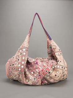 SIMONE CAMILLE - Moon patterned bag 10