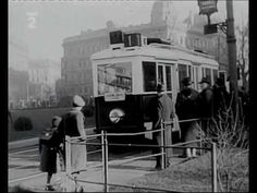 "Prague tramway history | ""Ponorka"" (Submarine) 3062 