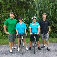 Check out this post by our CEO, Hilary Topper, on the events that transpired prior to the Captiva #Triathlon.