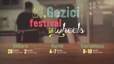 21. Gezici Festival Tanıtım Filmi / 21st Festival on Wheels Promotion Film