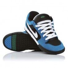 factory authentic a1e4f 8b688 Nike 6.0    Nike 6.0 Air Mogan Black White Blue Lucky Green