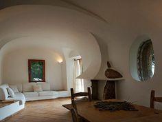 Villa for sale in Sardinia at Capo Testa near #SantaTeresa di Gallura. #Sardegna ITALY #houses