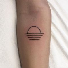 Into The Ocean - Beautiful Ocean Tattoos That Every Beach Lover Needs - Livingly