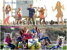 MattyBRaps vs. Jordyn Jones - Lips Are Movin (Meghan Trainor) - YouTube