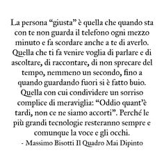 Massimo Bisotti Tumblr, Well Said Quotes, Italian Quotes, Deep Thought Quotes, Special Words, Foto Instagram, Magic Words, Bff Quotes, Cute Love Quotes