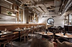 Direction 3: Neuehouse/Industrial