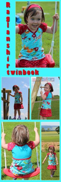 twinbook RaglanShirt by appli-mix