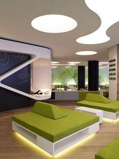 modern restaurant interior furniture