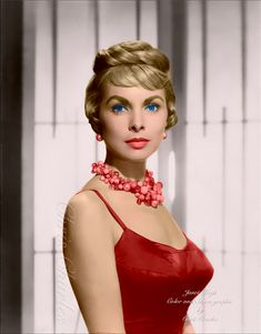 Golden Age Of Hollywood, Vintage Hollywood, Hollywood Stars, Classic Hollywood, Janet Leigh, Old Portraits, Actrices Hollywood, Hollywood Actresses, Movie Tv